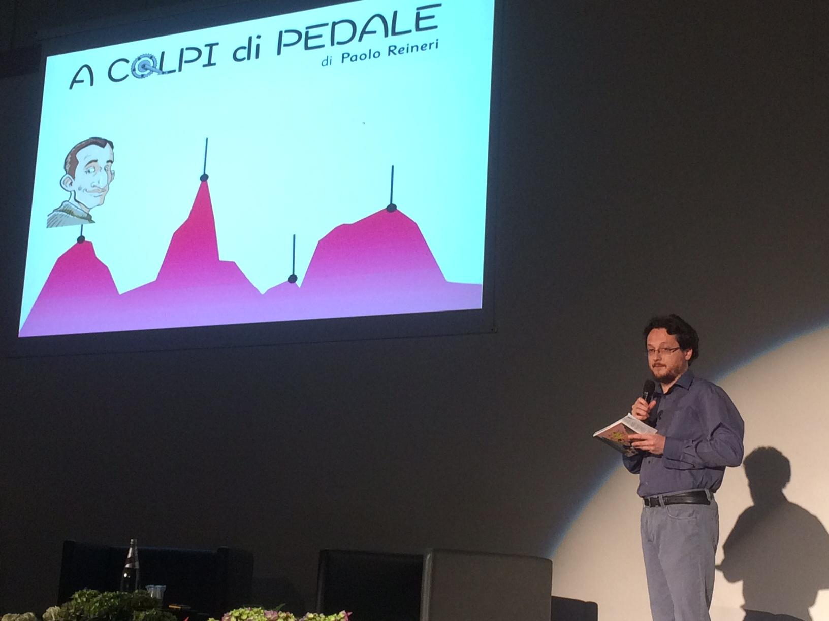 Paolo Reineri introduce la serata