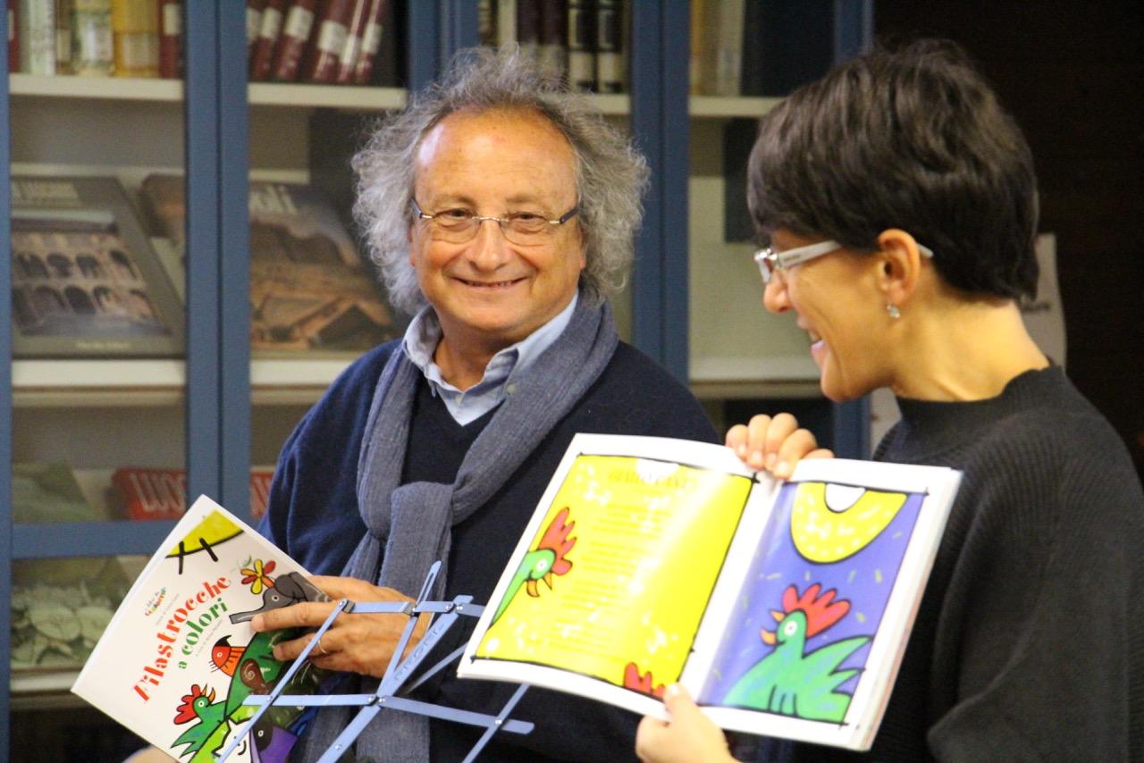 Coco Cano e Anna Peiretti raccontano e illustrano la storia di Cokito