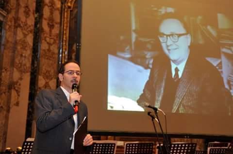 Ciancarelli introduce l'incontro