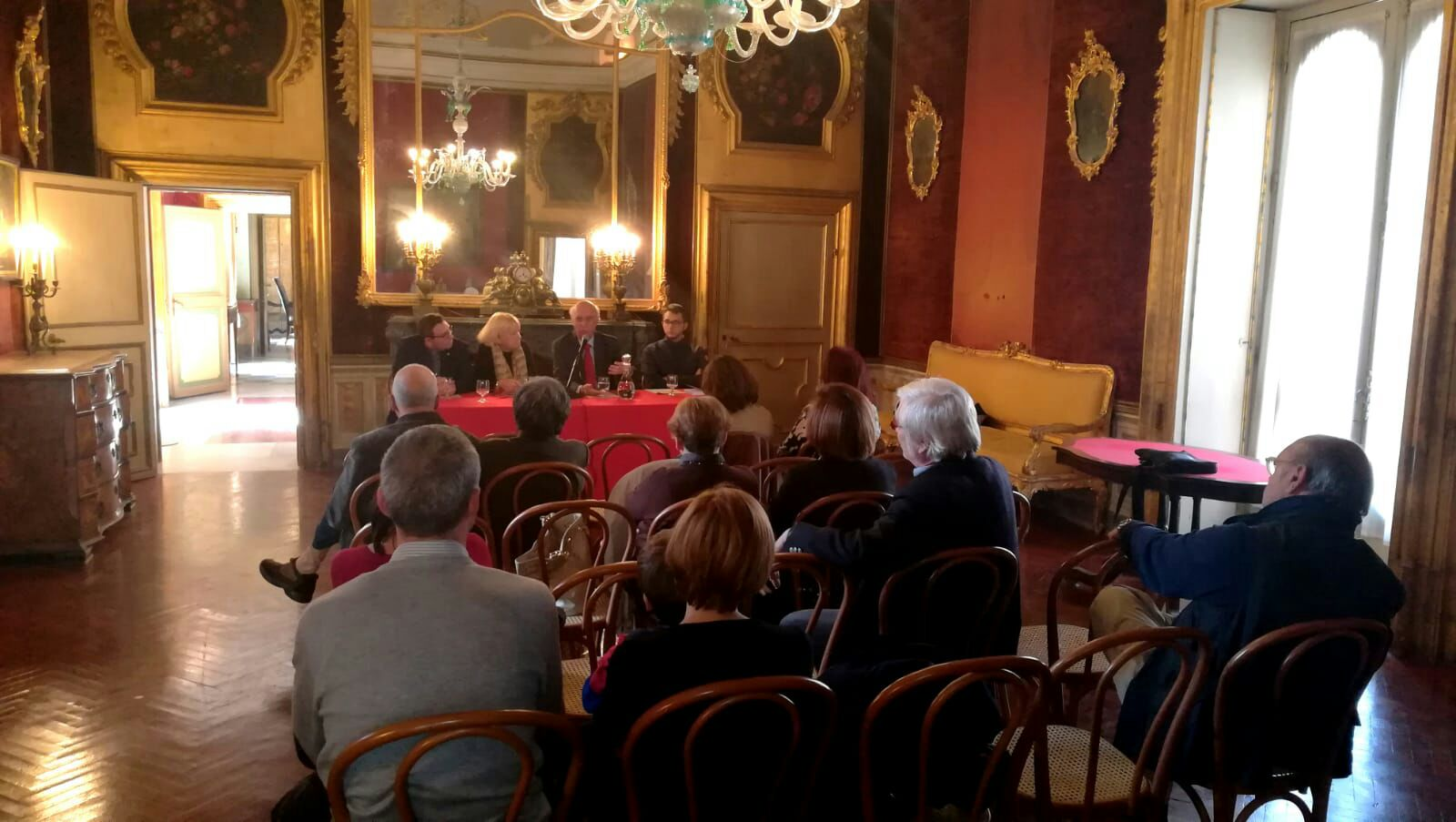 Palermo, Villa Niscemi, 17 aprile 2018