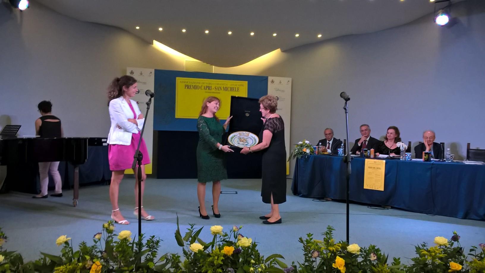 """Il Premio speciale giuria 2016 a """"Cittadini di Galilea"""" Ed. Ave"""