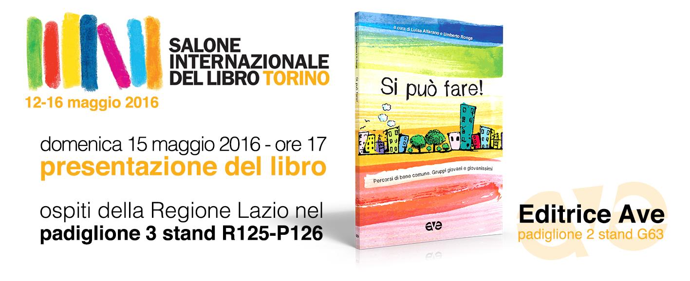 Editrice Ave al Salone internazionale del libro a Torino