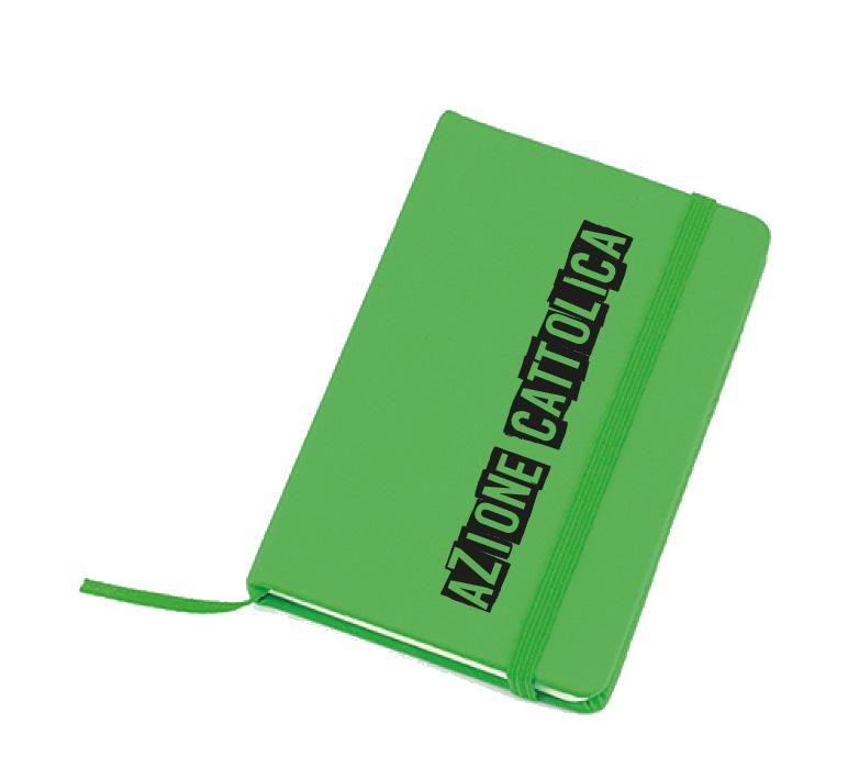 blocknotes verde