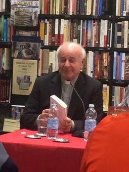 mons. Vincenzo Paglia, postulatore
