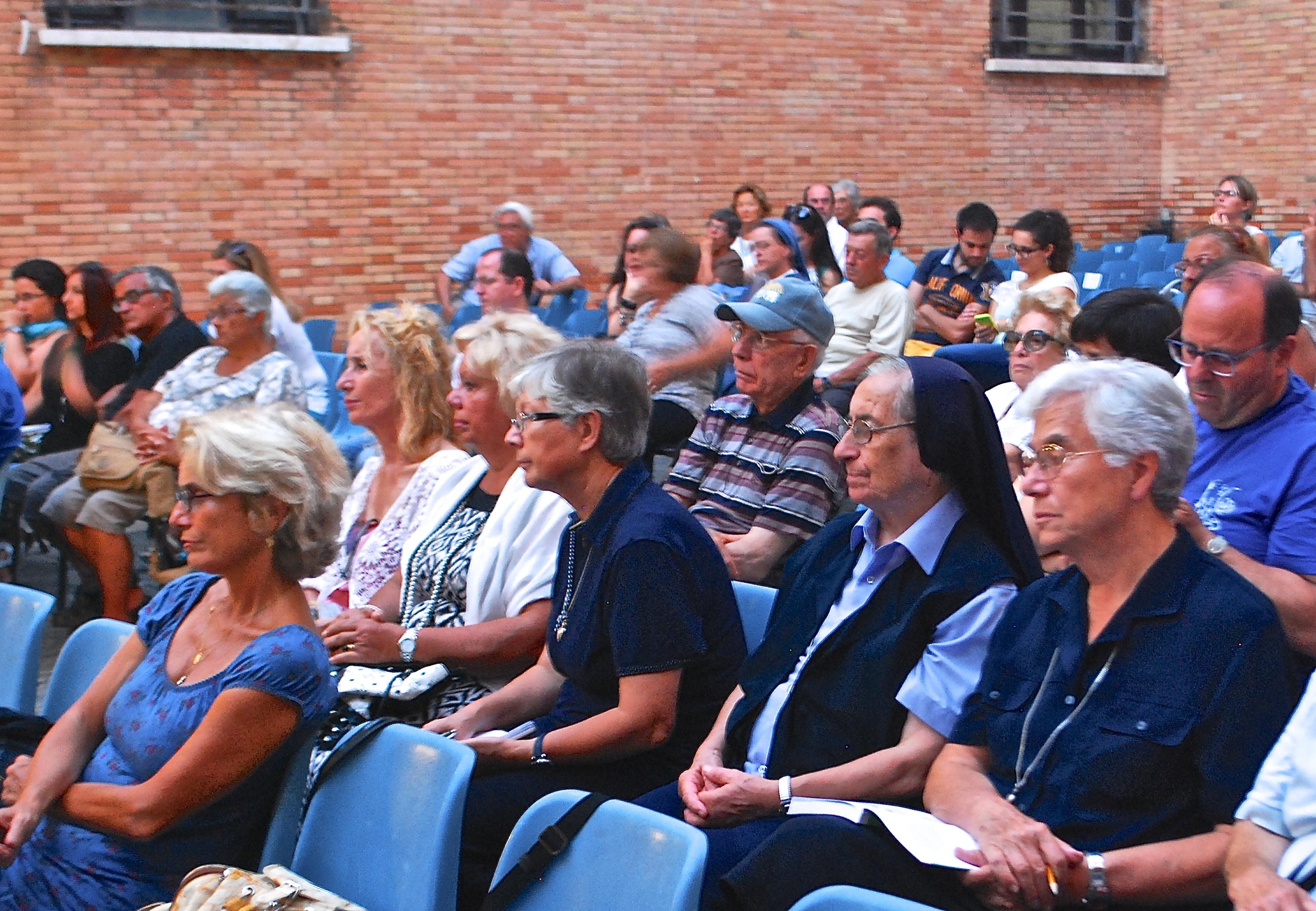 l'evento ospitato dalla Regione Lazio