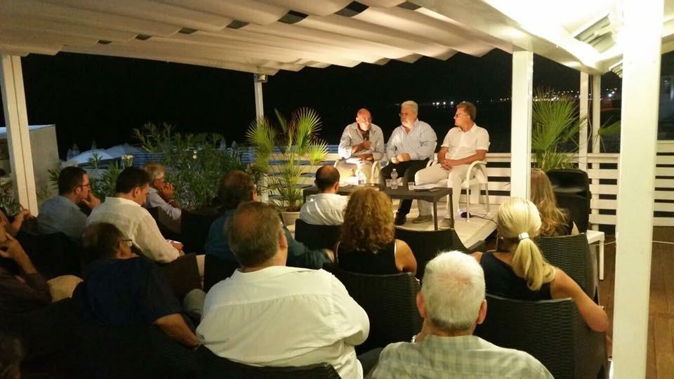 Renato Meli, Ernesto Preziosi, Emanuele Occhipinti