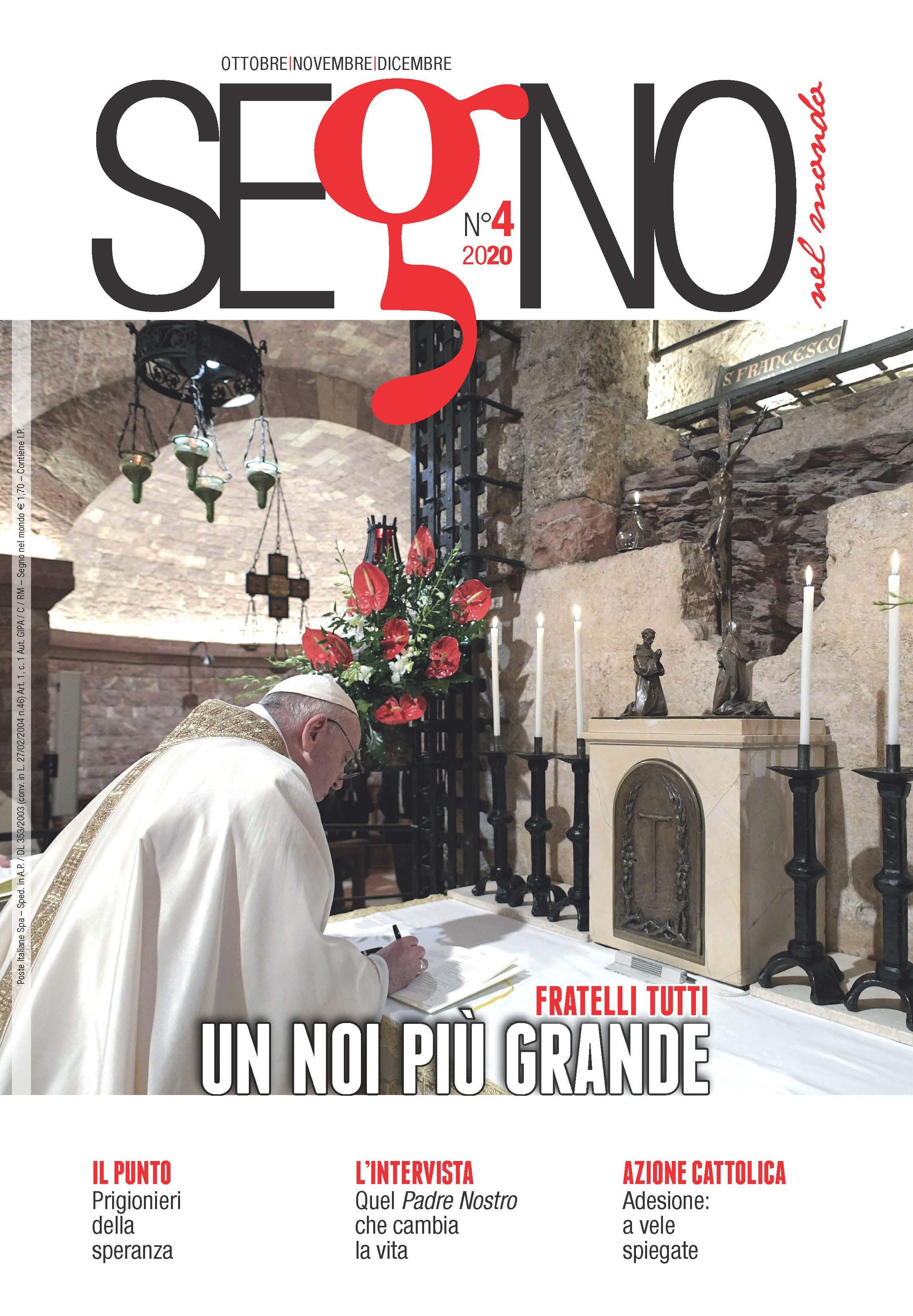copertina Segno 4 2020