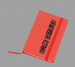blocknotes rosso