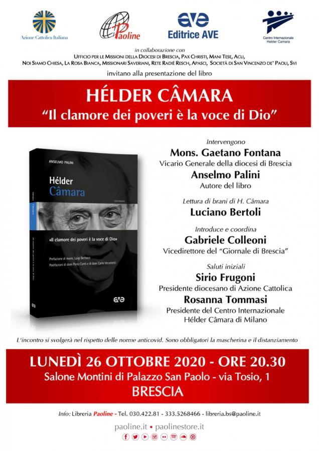 presentazione Helder Camara 26 novembre