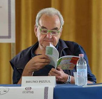 Bruno Pizzul, prefatore di È un gioco da ragazzi