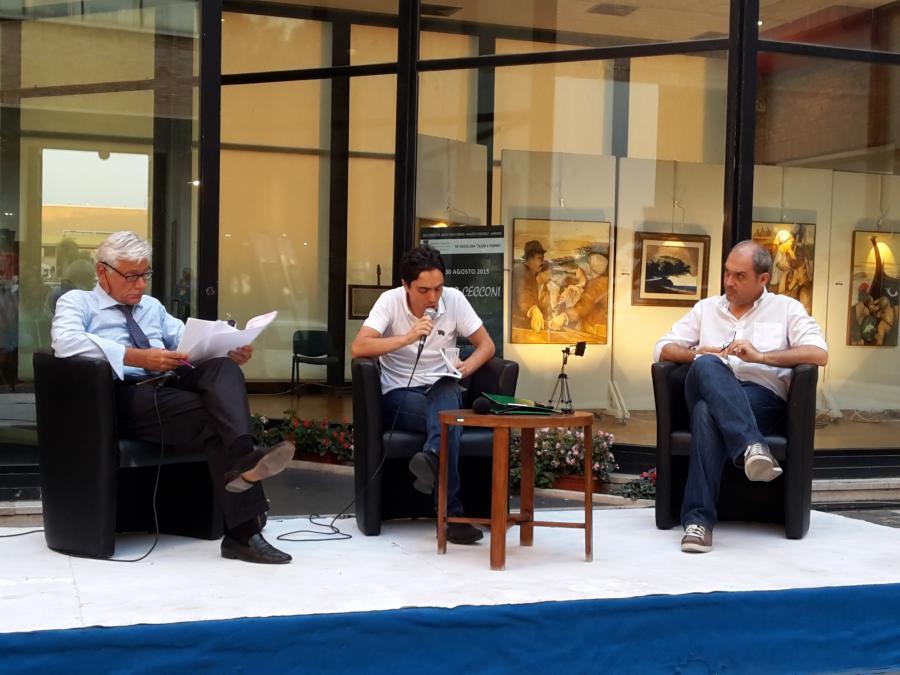 Luigi Fusco Girard, Vincenzo Danieli, Giuseppe Notarstefano