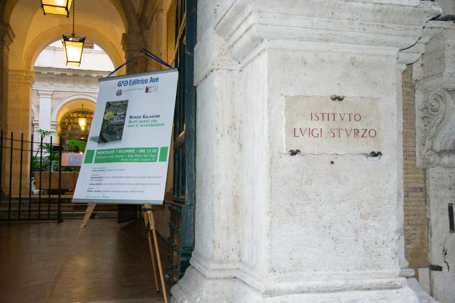 L'evento ospitato dall'Istituto Sturzo