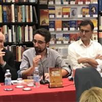 mons. Paglia, Romano Cappelletto e Anselmo Palini